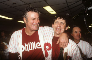 Dallas Green & Larry Bowa