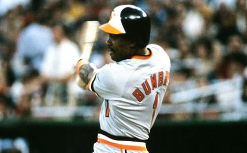 Happy Birthday, Al Bumbry