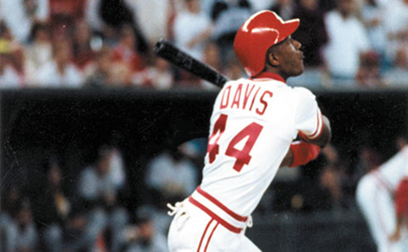 That Time I Met Eric Davis