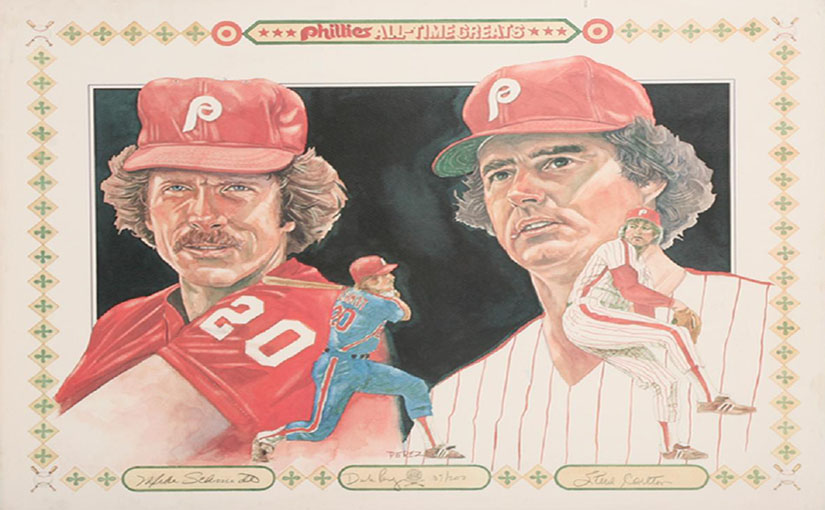 Schmidt, Carlton and the 1980 Phillies