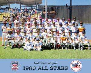 1980 NL All-Stars