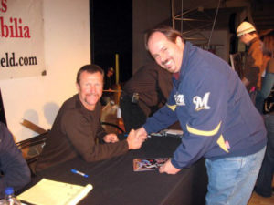 Robin Yount and Christopher Zantow