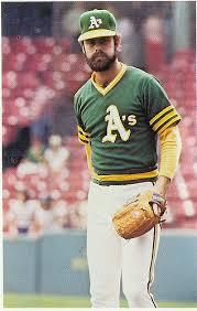 Rick Langford - Oakland A's