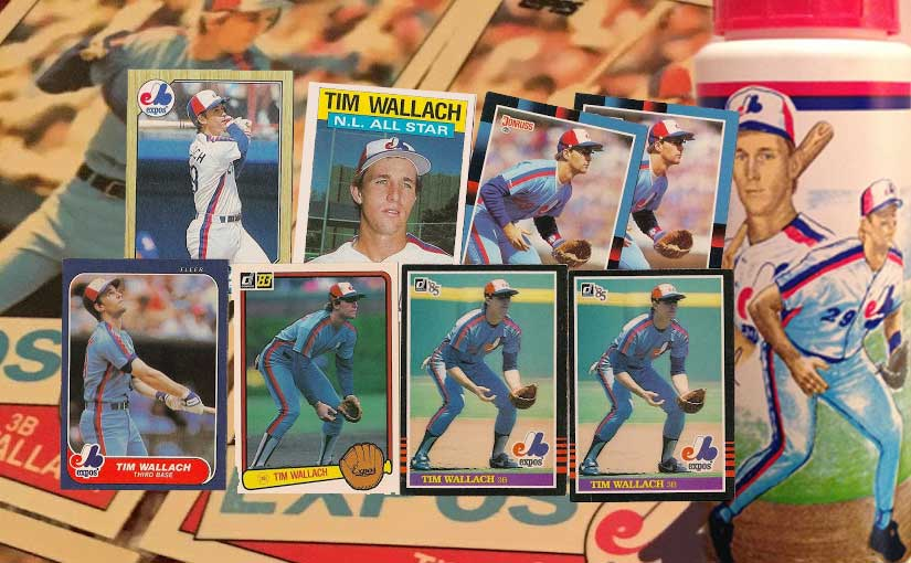 The Ultimate Tim Wallach Collector