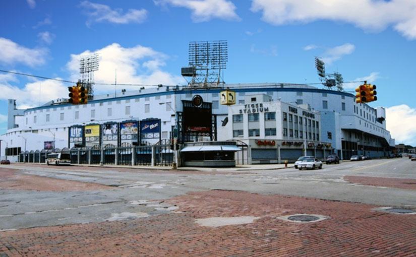 Ballpark Ghosts: Tiger Stadium