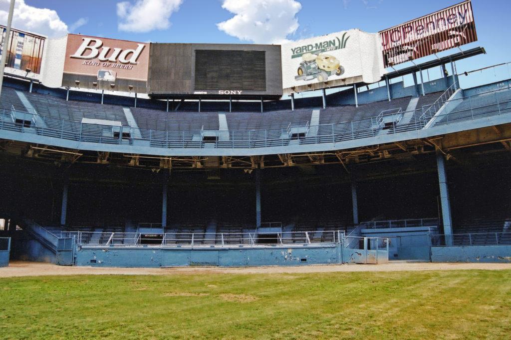 Bob Busser Tiger Stadium